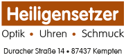 Heiligensetzer Kempten